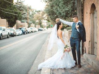 Shawna and Derek's Wedding in Santa Fe, New Mexico 27