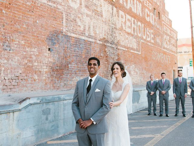 Amanda and Ashwin's Wedding in Phoenix, Arizona 10