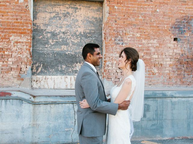 Amanda and Ashwin's Wedding in Phoenix, Arizona 11