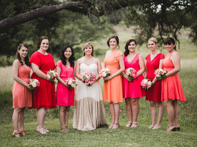 Victoria and Evan's Wedding in Dripping Springs, Texas 4