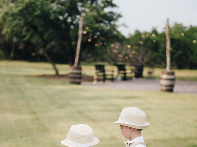 Victoria and Evan's Wedding in Dripping Springs, Texas 8