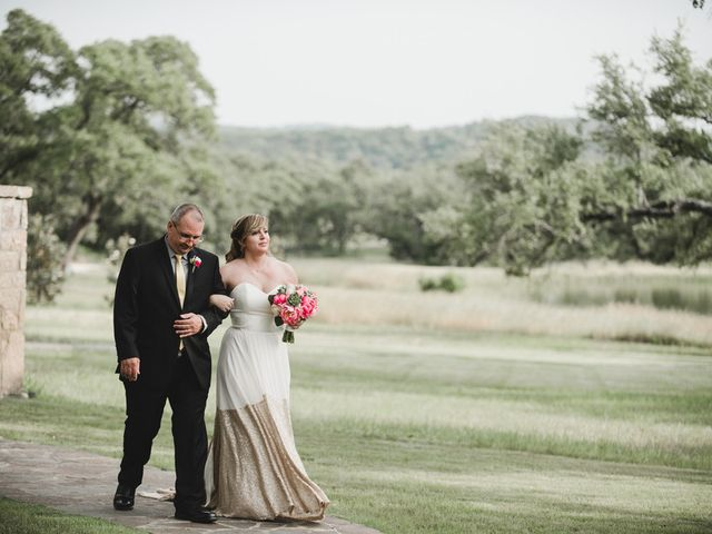 Victoria and Evan's Wedding in Dripping Springs, Texas 15