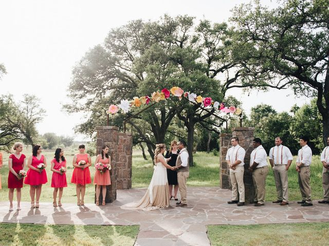 Victoria and Evan's Wedding in Dripping Springs, Texas 16