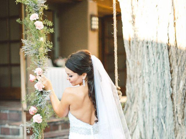 Shawna and Derek's Wedding in Santa Fe, New Mexico 7