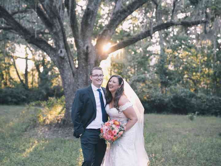 The wedding of Kiel and Carrie Anne