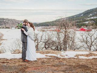 The wedding of Megan and Josiah