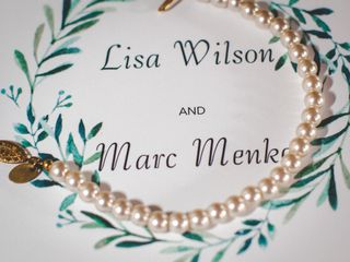 Marc and Lisa's Wedding in Decatur, Alabama 7