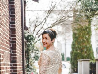 Marc and Lisa's Wedding in Decatur, Alabama 12