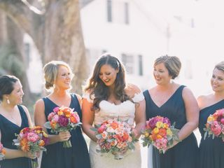 Carrie Anne and Kiel's Wedding in Tallahassee, Florida 3
