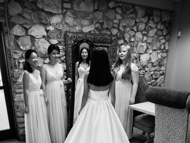 Mike and Xixi's Wedding in Asheville, North Carolina 5