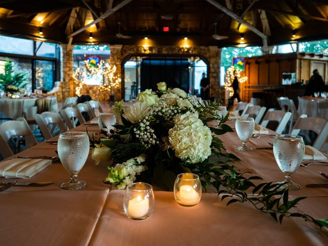 Mike and Xixi's Wedding in Asheville, North Carolina 15