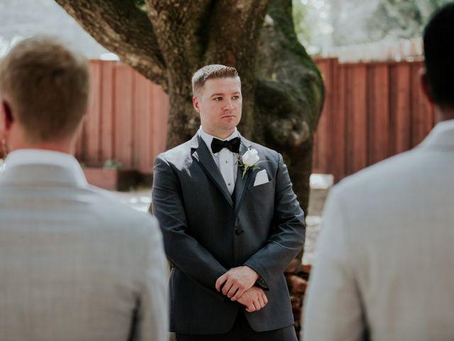 Jeremy and Janelle's Wedding in Santa Cruz, California 18