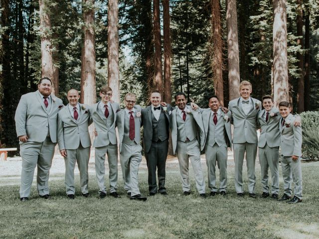 Jeremy and Janelle's Wedding in Santa Cruz, California 19
