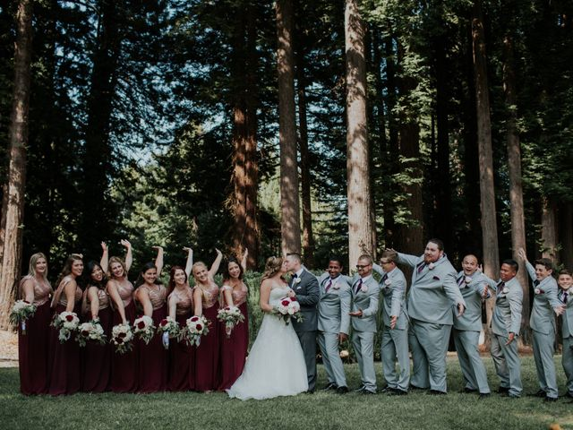 Jeremy and Janelle's Wedding in Santa Cruz, California 26