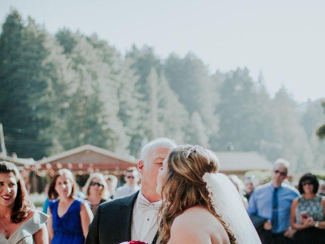 Jeremy and Janelle's Wedding in Santa Cruz, California 35