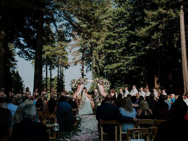Jeremy and Janelle's Wedding in Santa Cruz, California 36