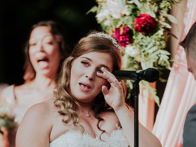 Jeremy and Janelle's Wedding in Santa Cruz, California 40
