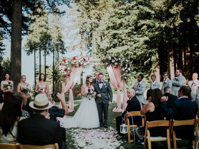 Jeremy and Janelle's Wedding in Santa Cruz, California 46