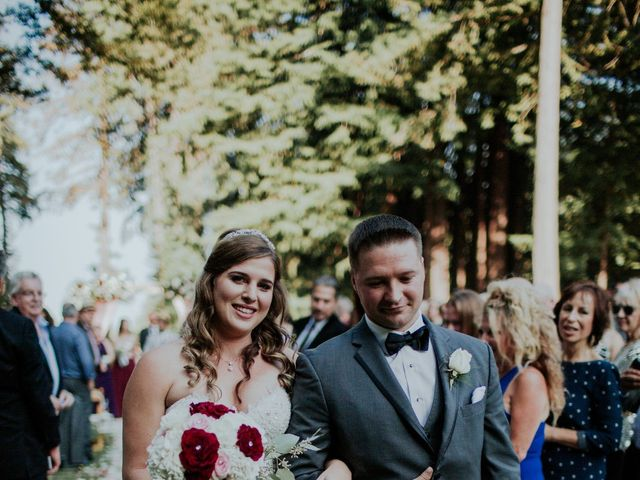 Jeremy and Janelle's Wedding in Santa Cruz, California 47