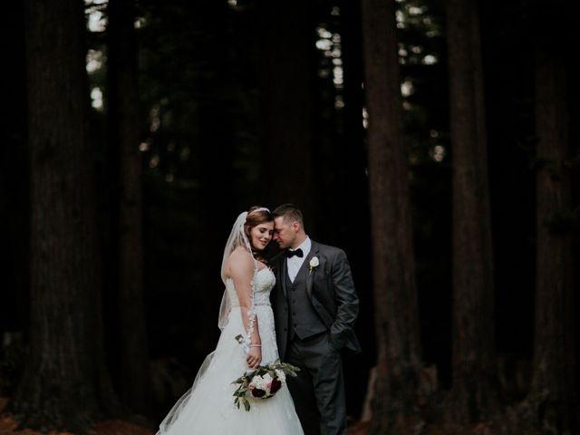 Jeremy and Janelle's Wedding in Santa Cruz, California 55