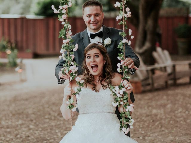 Jeremy and Janelle's Wedding in Santa Cruz, California 60