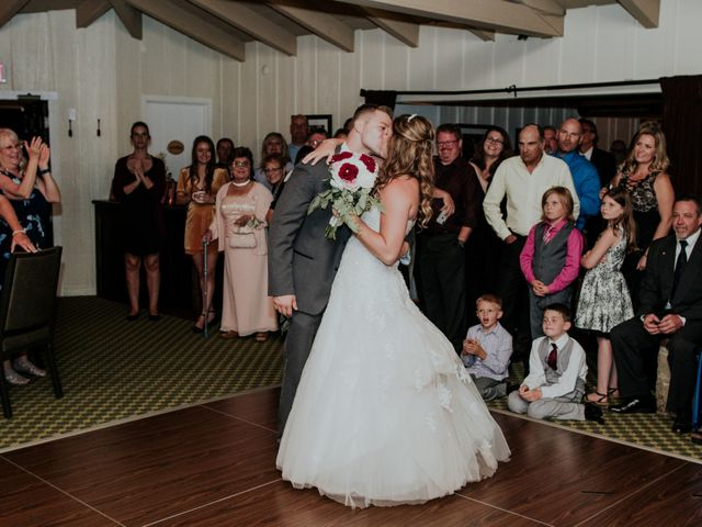 Jeremy and Janelle's Wedding in Santa Cruz, California 62