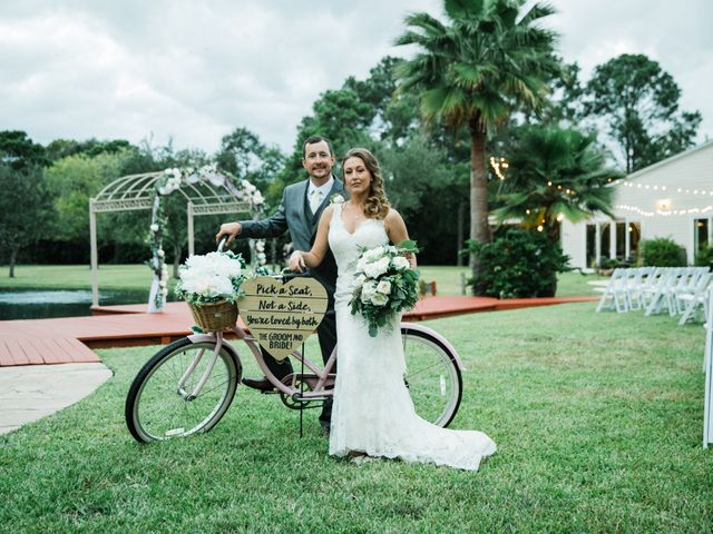Loren and Denise's Wedding in Seabrook, Texas 1