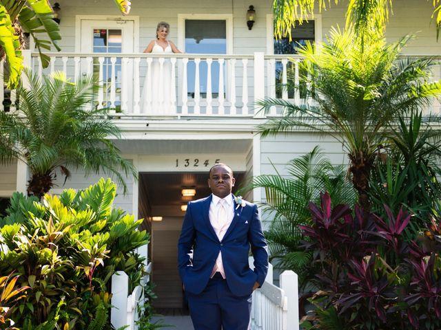 Brian and Brandy's Wedding in Orlando, Florida 7