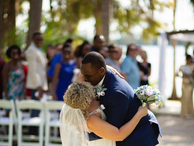 Brian and Brandy's Wedding in Orlando, Florida 8