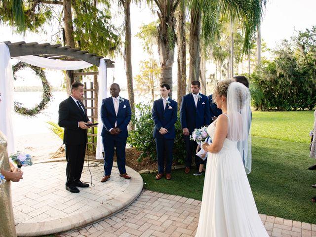 Brian and Brandy's Wedding in Orlando, Florida 14