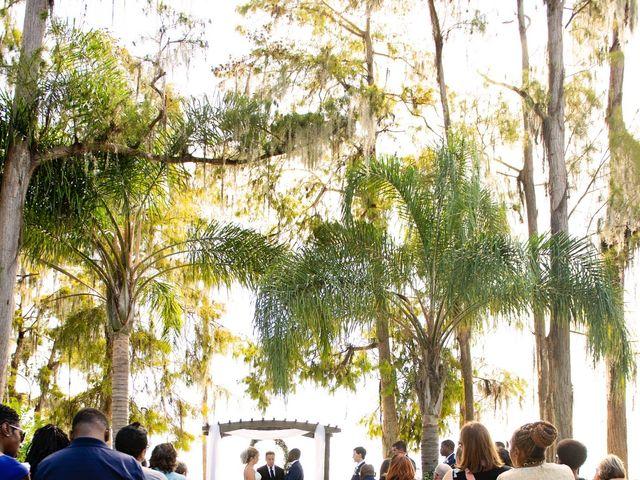 Brian and Brandy's Wedding in Orlando, Florida 15
