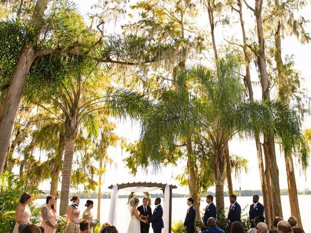 Brian and Brandy's Wedding in Orlando, Florida 16