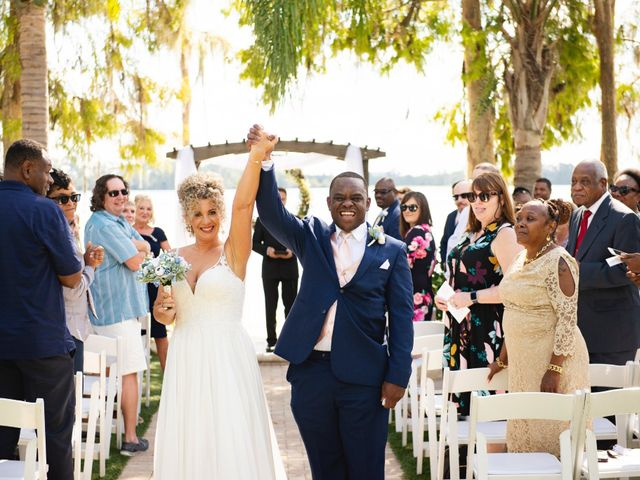 Brian and Brandy's Wedding in Orlando, Florida 2