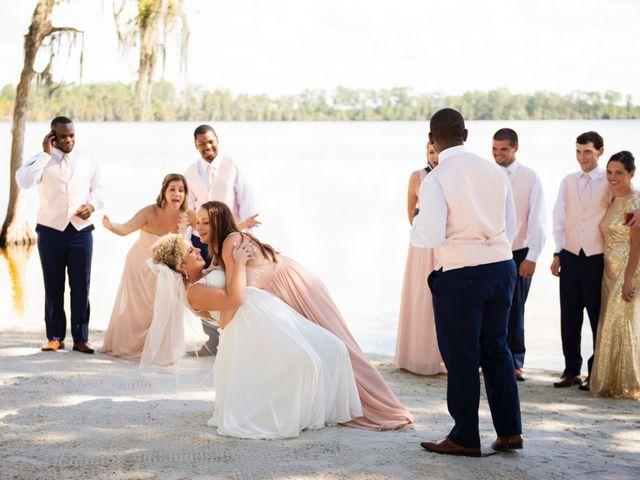 Brian and Brandy's Wedding in Orlando, Florida 18