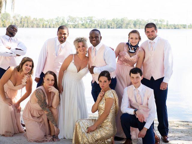 Brian and Brandy's Wedding in Orlando, Florida 19