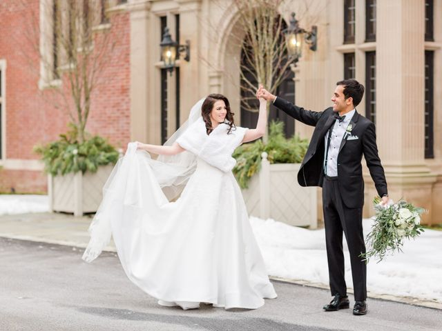 Alex and Adriana's Wedding in Peapack, New Jersey 2