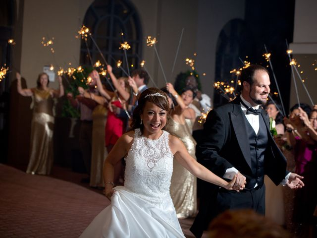 Nick and Mary's Wedding in Greenville, South Carolina 3
