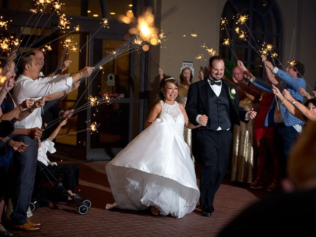 Nick and Mary's Wedding in Greenville, South Carolina 4