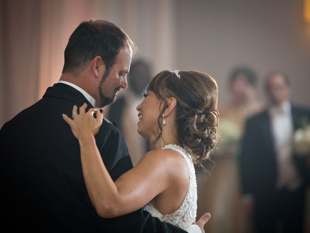 Nick and Mary's Wedding in Greenville, South Carolina 8