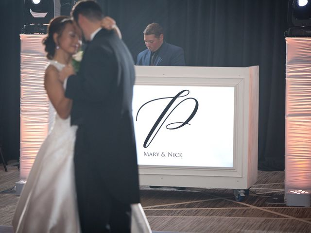 Nick and Mary's Wedding in Greenville, South Carolina 9