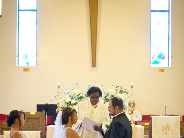Nick and Mary's Wedding in Greenville, South Carolina 11