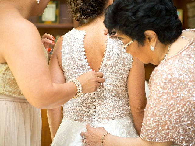 Nick and Mary's Wedding in Greenville, South Carolina 15