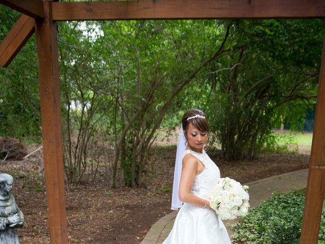 Nick and Mary's Wedding in Greenville, South Carolina 27