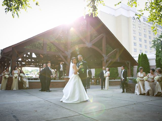Nick and Mary's Wedding in Greenville, South Carolina 28