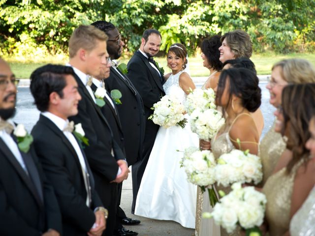 Nick and Mary's Wedding in Greenville, South Carolina 1
