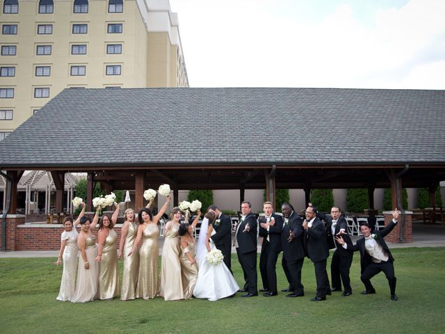 Nick and Mary's Wedding in Greenville, South Carolina 29