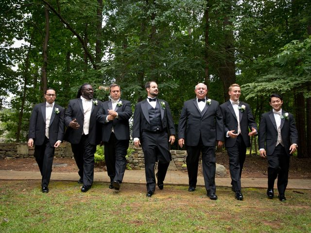Nick and Mary's Wedding in Greenville, South Carolina 30