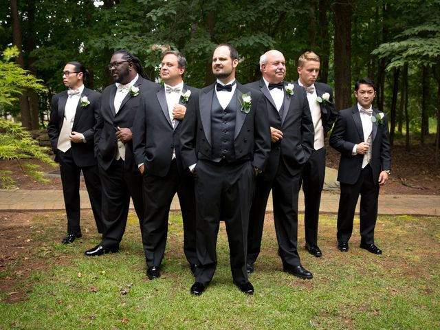 Nick and Mary's Wedding in Greenville, South Carolina 31