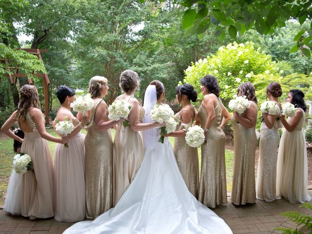 Nick and Mary's Wedding in Greenville, South Carolina 2