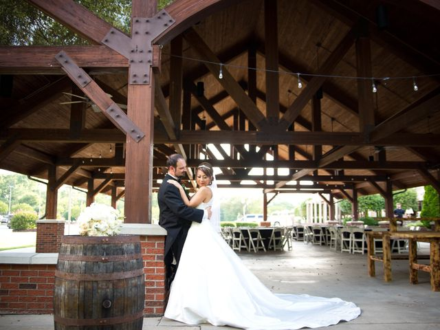 Nick and Mary's Wedding in Greenville, South Carolina 36